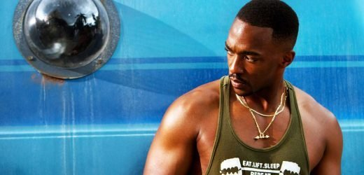 Want Arms Like Anthony Mackie? Try This Workout.