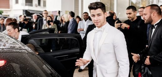 Ummm, Is Nick Jonas Running for President?!?!
