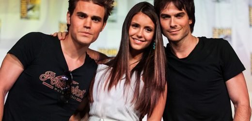 Are the Stars of 'The Vampire Diaries' Really Friends?