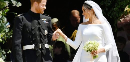 Prince Harry and Meghan Markle Explain the Ways They Were Able to Make Their Wedding 'Feel Intimate'