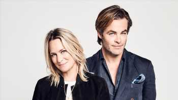 Robin Wright and Chris Pine on Female Power and the Change Hollywood Needs