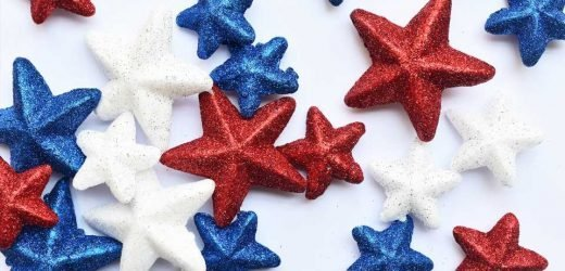 12 Simple, Yet Stylish 4th of July Party Decor Ideas