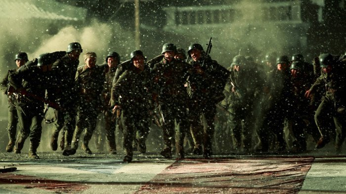 Shanghai Film Festival Abruptly Pulls Opening Film 'The Eight Hundred'