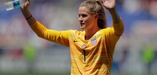 Opinion: Alyssa Naeher isn't Hope Solo, but that's not necessarily a bad thing
