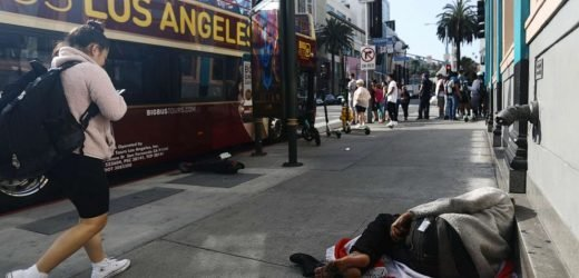 Los Angeles mayor takes 'full responsibility' after homelessness rises 12%