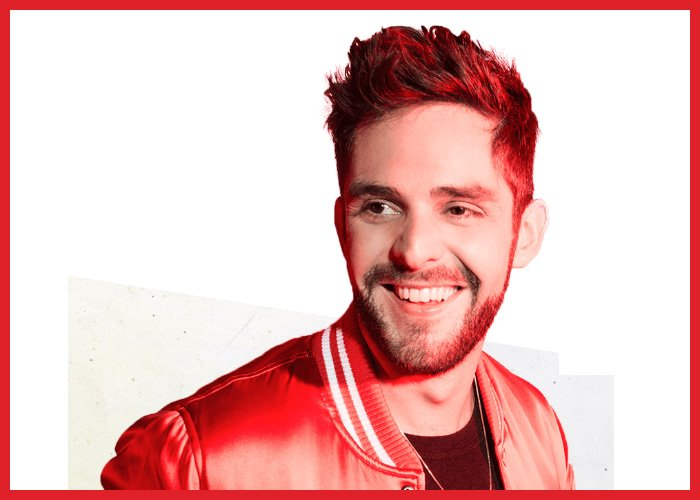 Thomas Rhett's 'Center Point Road' Debuts Atop Billboard 200
