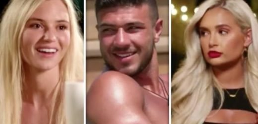 Love Island 2019: Tommy Fury to couple up with Molly-Mae DITCHING Lucie after one day?