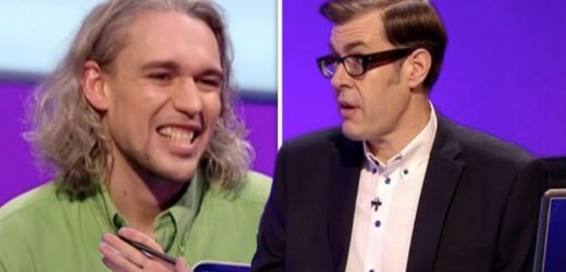 Pointless presenter Richard Osman taken aback by contestant's 'unlucky' answer