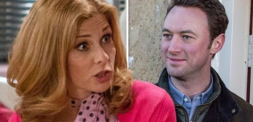 Emmerdale spoilers: Liam Cavanagh exposed as Bernice uncovers truth about wife?