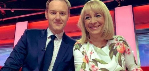 Dan Walker: 'Easily manipulated' BBC Breakfast host reveals he is a 'sucker for this face'