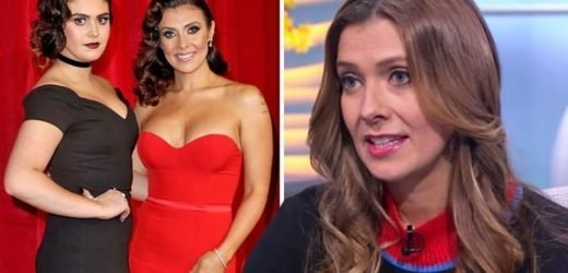 Kym Marsh: 'Don't you dare' Coronation Street star reveals warning to daughter's partner