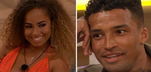 Love Island gets interesting as one surprising couple turns up the heat