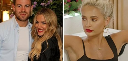 Love Island's Molly-Mae, 19, and Caroline Flack, 39, 'dated same personal trainer hunk'