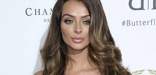 Love Island's Kady McDermott oozes sophistication in skintight pink gown