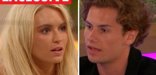 Love Island's Joe and Lucie set for devastating villa dumping as 'red flags' ruin romance?