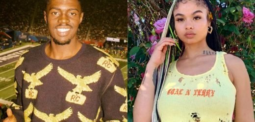 Rapper Sheck Wes Accused of Abuse as India Love Shows Bruised Eye