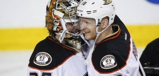Anaheim Ducks buy out contract of former NHL MVP Corey Perry