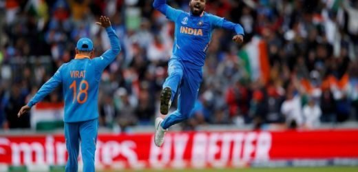 Cricket: India beat Pakistan to maintain perfect World Cup record