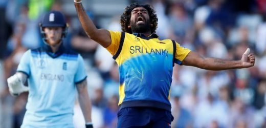 Cricket: Malinga steers Sri Lanka to thrilling win over England in World Cup