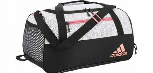 This Adidas Gym Bag Is So Cute You'll Want to Carry It Everywhere