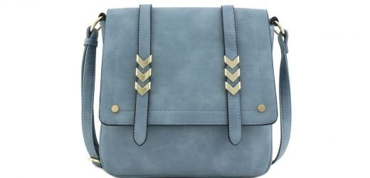 Shop This Sleek Crossbody With 1,000 Reviews for Less Than $25