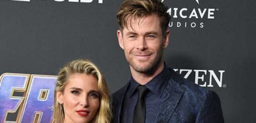Elsa Pataky May Be the Only Person Who Is 'Sick' of Shirtless Chris Hemsworth