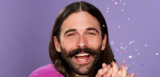 Queer Eye's Jonathan Van Ness Has a Colorful New Essie Nail Polish Collection