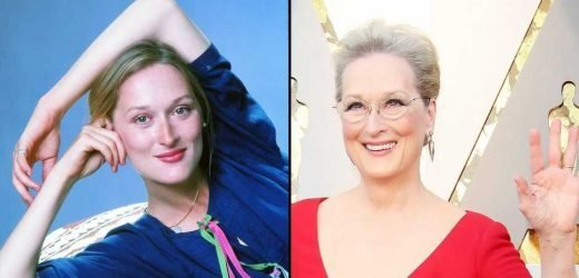 Happy Birthday, Meryl Streep! See the Oscar Winner Throughout the Years