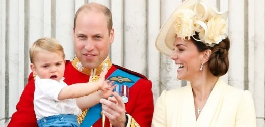 Fans Notice 2 Kids Are Missing From Prince William's Father's Day Tribute