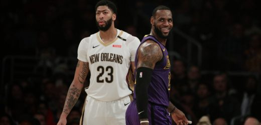 New Orleans Pelicans Agree to Trade Anthony Davis to the Lakers