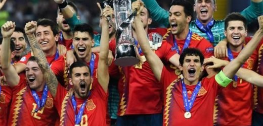 Euro Under-21 Championship: Spain beat Germany in Udine to win title