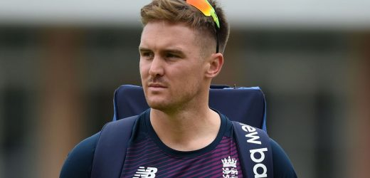 England to make late decision over Jason Roy fitness for India clash