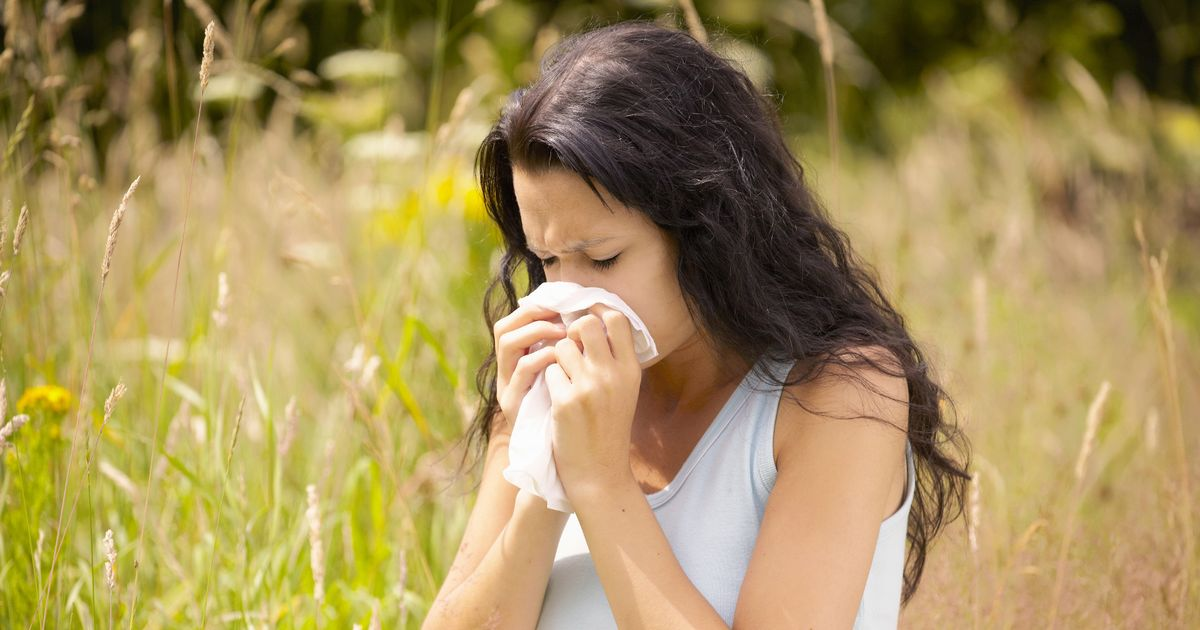 Pollen count soars to 'very high' triggering hay fever and asthma warning