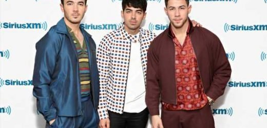 "The Jonas Brothers' FaceApp Photo Takes Their ""Year 3000"" Lyric Very Literally"