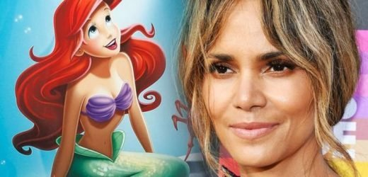 Is Halle Berry playing the LITTLE MERMAID? How old is Halle Berry? Internet very confused