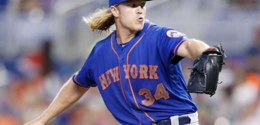 Noah Syndergaard gave Mets and scouts what they want to see