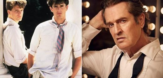 Rupert Everett on being gay in Hollywood and 'talking' with Madonna