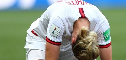 Lionesses take on Sweden in the Women's World Cup play-off