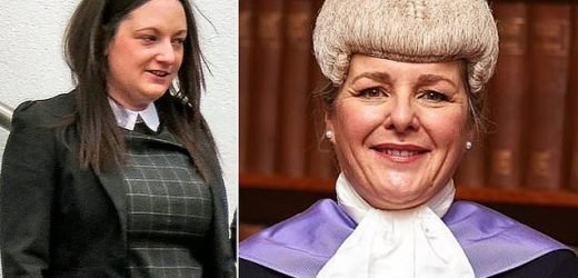 Serial drink driver, 30, is spared jail 'because she's a WOMAN'