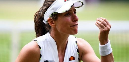 Death threats and social media abuse are part of my life, says Konta