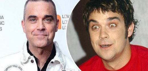 Robbie Williams admits he contemplated suicide while 'doing coke'