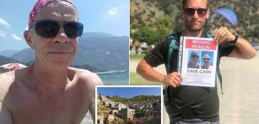 Family fear British teacher 'may have fallen off a mountain' in Turkey