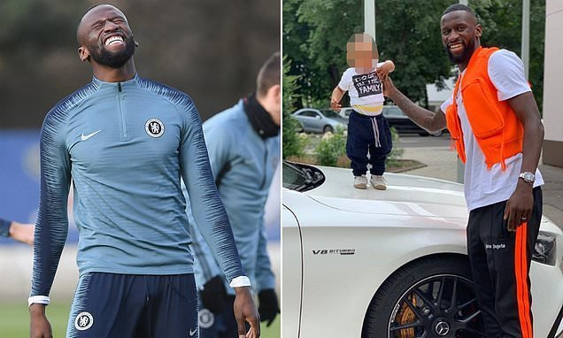 Chelsea footballer Antonio Rudiger gets driving ban for speeding
