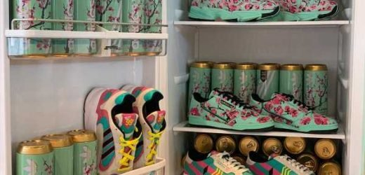 Where To Get Adidas' Arizona Iced Tea Sneakers For Literally 99 Cents