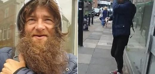 'Professional beggar' who claimed to be homeless admits he has a house