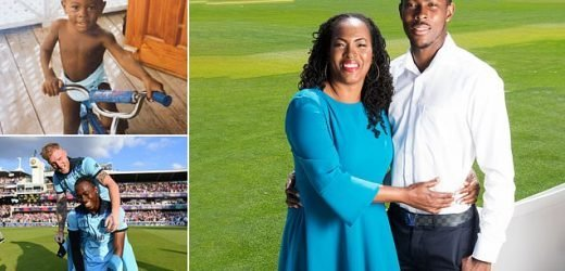 Jofra Archer's mother reveals pride at cheering on son at Super Over