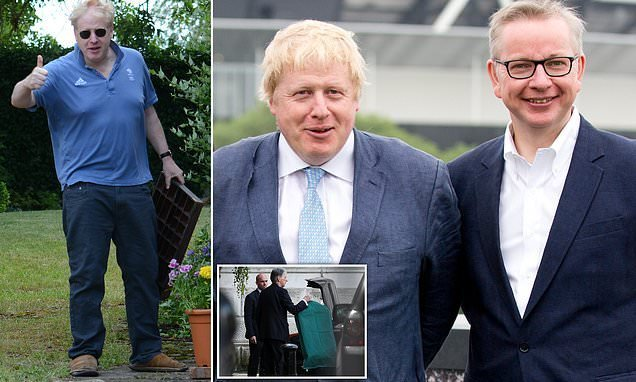 Is this the end of the 'Boris-Gove psychodrama'?