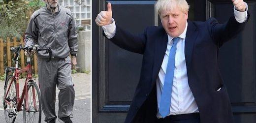 Labour attack Boris Johnson over his appearance