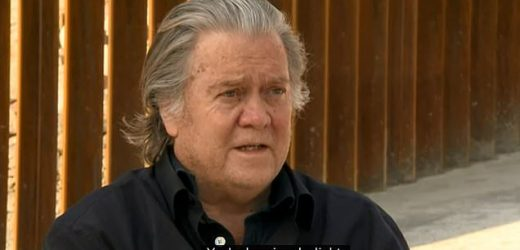 Steve Bannon praises 'savvy' PM and says UK politics in the 'red zone'