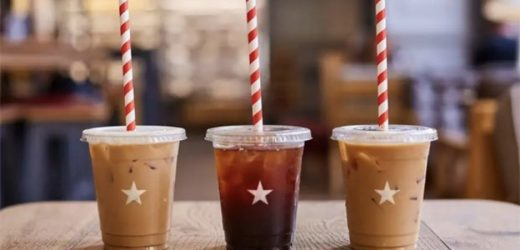 Pret A Manger is giving away FREE iced coffees today if you quote a secret password